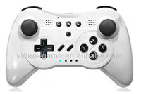 Remote Pro game Controller for Wii & Wii U console devices