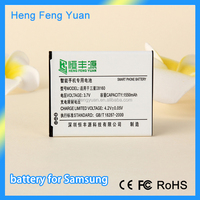 Trade price lithium ion battery EB425161LU for Samsung S3 Mini i8190 i8160