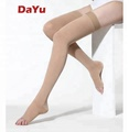 thigh high stockings, Graduated Open Closed toe Made in Taiwan compression socks medical