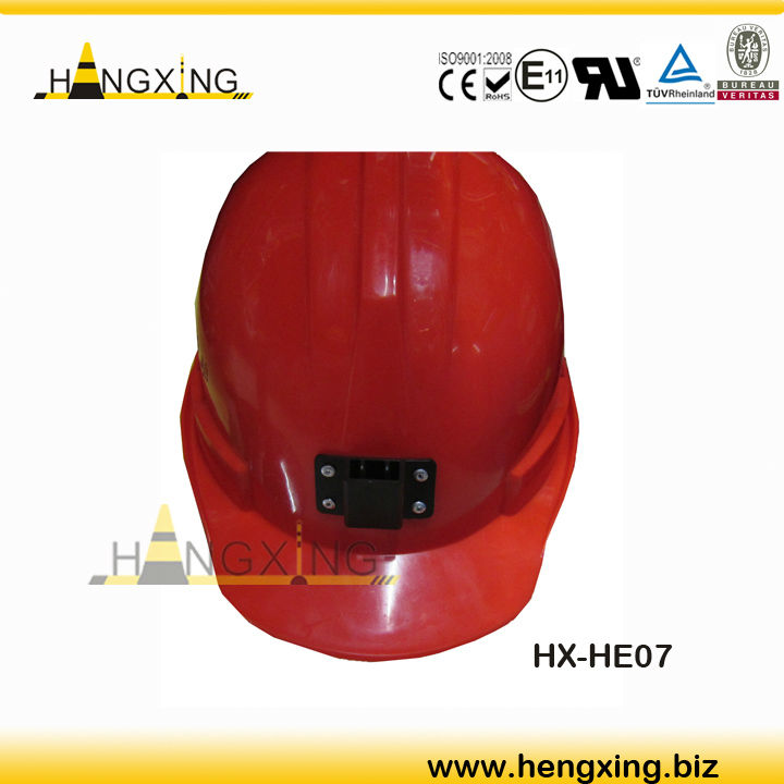 HX-HE07 t led safety helmet