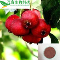Pure natural hawthorn berry extract healthcare product