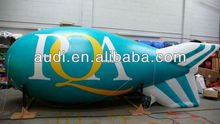 Inflatable Blimp for advertising airship, special price is comming!