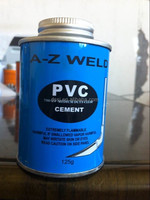 Fast Drying PVC Cement Glue/pvc pipe water