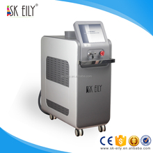 Safe And Fast Treatment Microchannel 808 diode laser hair removal machine