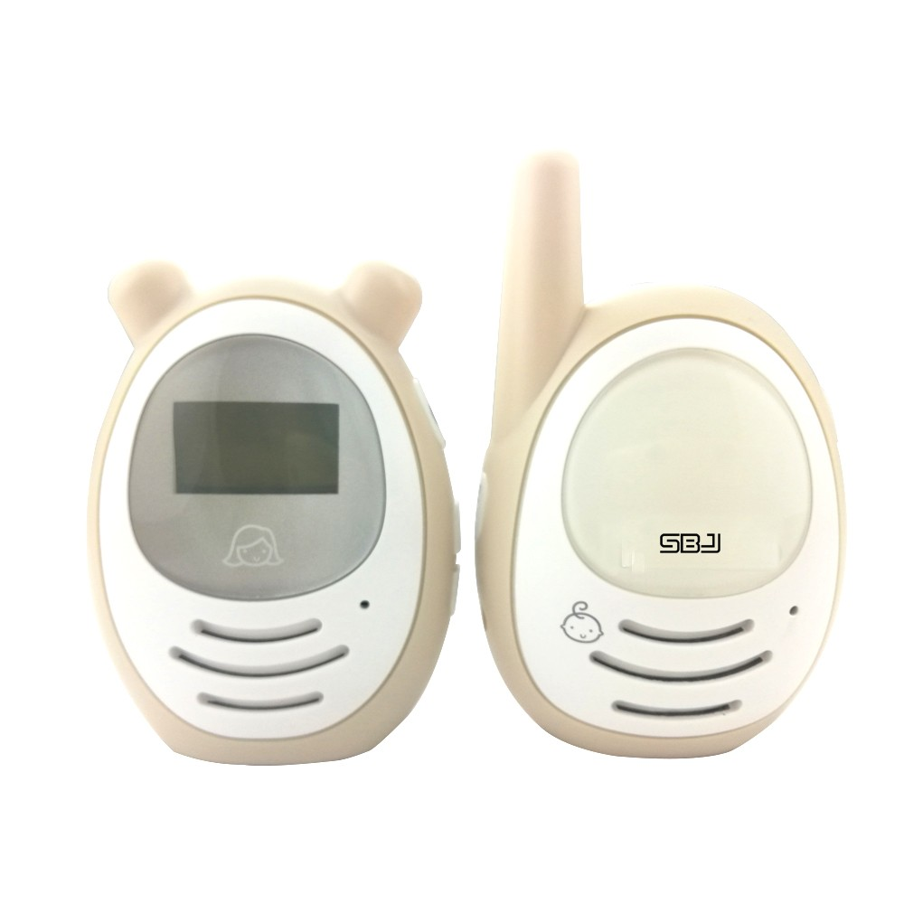 two-way baby alarm phone monitor by audio