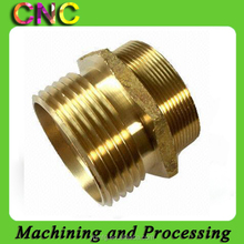 Manufacture brass milling and turning machinery component cnc lathe part spare part