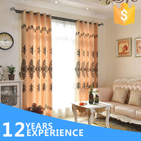2016 European-style modern fashion latest curtain designs