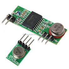 New Arrival Superheterodyne 3310 Receiver Transmitter 315RF Wireless Module