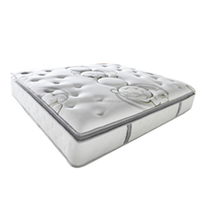 2016 latest sleep well pocket spring mattress with a latex pillow