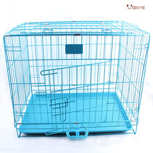 Steel Pet Cage Wire Folding Dog Cage
