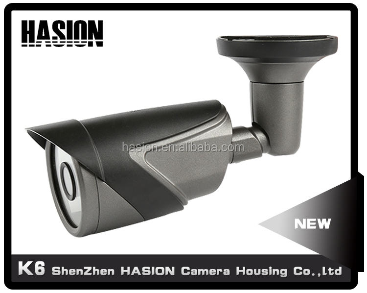 HASION Grey and Black color hot selling camera casing
