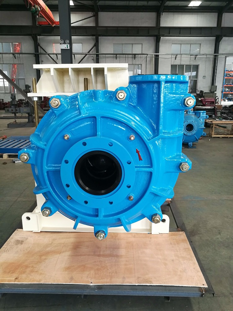 <strong>10</strong>/8ST End Suction Horizontal Centrifugal Mining Sump Slurry Pump