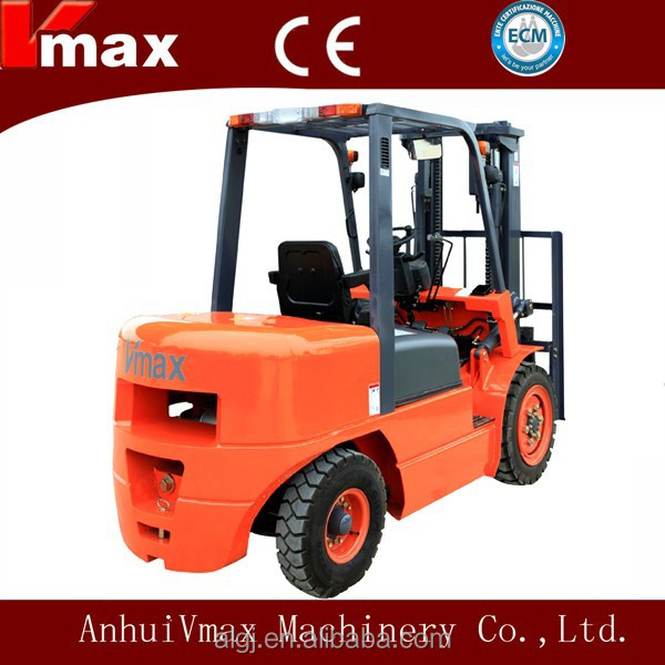 CPCD20 2ton VMAX diesel forklift truck from the biggest China forklift production base HEFEI