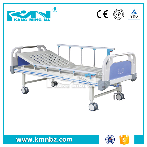 Manual Adjustable 1 Cranks Hospital Care Patient Bed