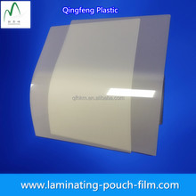 transparent plastic film for green house