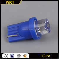 New style Hot sale T10 F8 white t10 for canbus led bulb lamp