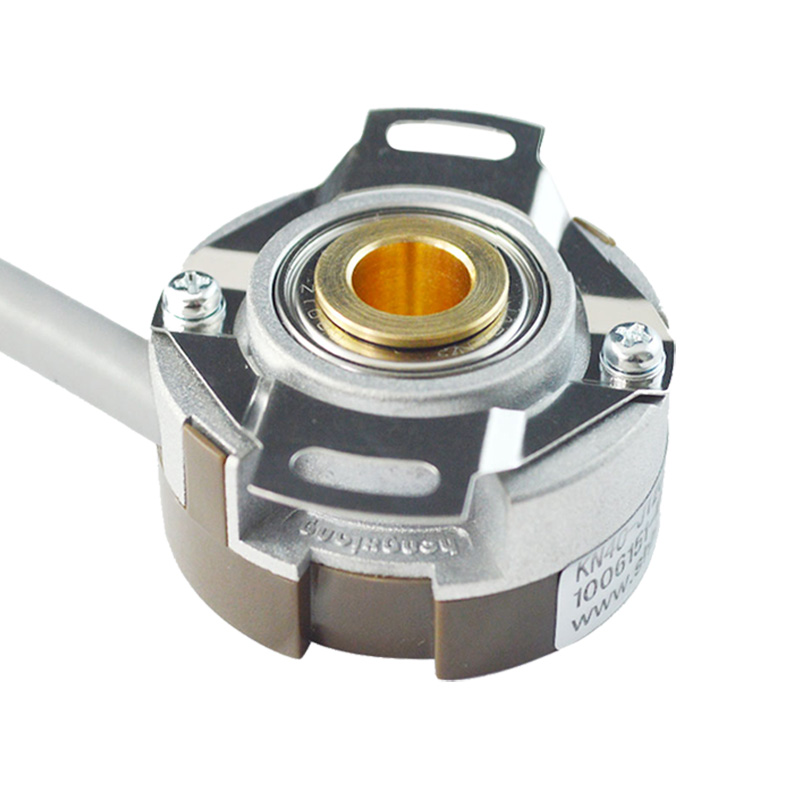 Ultra-thin hollow shaft encoder used in 12v dc motor 3000rpm