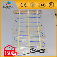 2016 new design easy install underfloor heating system