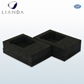 Good quality custom die-cut foam box inserts packaging foam sponge,Packing material sponge foam packing
