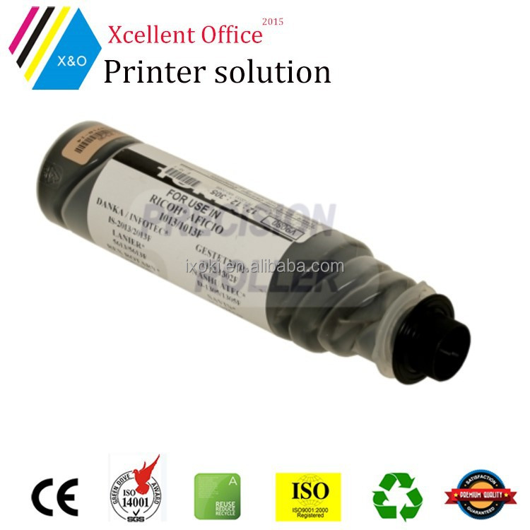 compatible ricoh type 1250D toner cartridge, ricoh 1013 toner, toner for Ricoh 1013