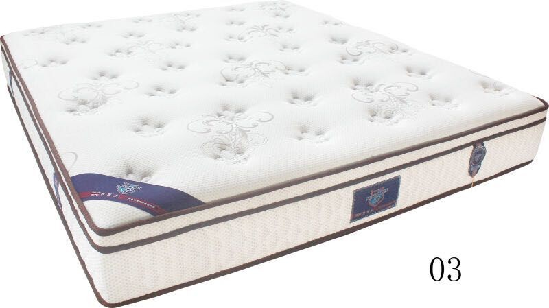 100% Natural Latex Foam Mattress High Density Latex Foam Mattress