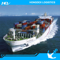 Low Sea Freight Charges China to India Freight Forwarding Service