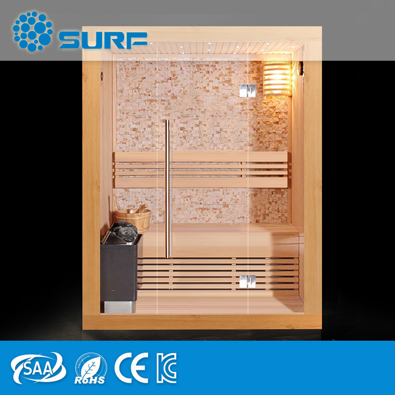 Discount Cheap Supplier High Quality Indoor Ozone Steam Sauna For Sale