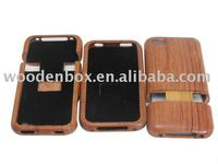 Shenzhen Honrui Wooden case for Iphone 4 laser carving MPS004