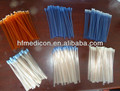 2017 Best Sales Dental Surgical Coloful Saliva Ejector Disposable Tube Saliva Ejector