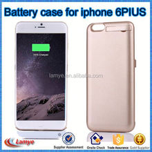 list small business ideas Fashionable Plastic 5.5 Inch Slim Backup battery case for iphone 6 plus