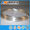 Widely used 9999 silver wire for jewelry and contacts