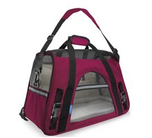 Quality canvas diy pet carrier With CE certificates