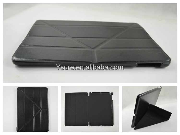 New design folding table carry case for ipad 5 5th Air