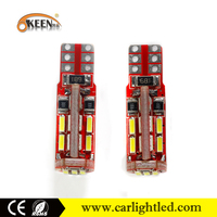 Factory price circuit board anti-high temperature T10 led Canbus lamp/car led spot light 12v