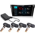 PA Auto Car Tire Pressure Monitor system DVD Display internal Digital Monitoring Wireless TPMS