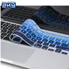 Gradient Color Custom Silicone Keyboard Cover Skin Protector Wireless Keyboard For Macbook