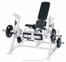 High Quality Hammer strength Leg Extension Chest Exercise Equipment Price/Flex Fitness Gym Equipment