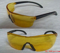 polycarbonate safety glasses eye protection