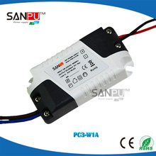 Sanpu Constant Current 3w 12v led flood light meanwell driver for led lighting