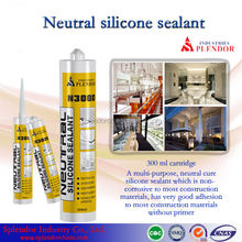 Neutral Silicone Sealant supplier/ kitchen and bathroom silicone sealant supplier/ wall putty silicone sealant