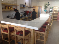 cheap commercial bar counter professional price