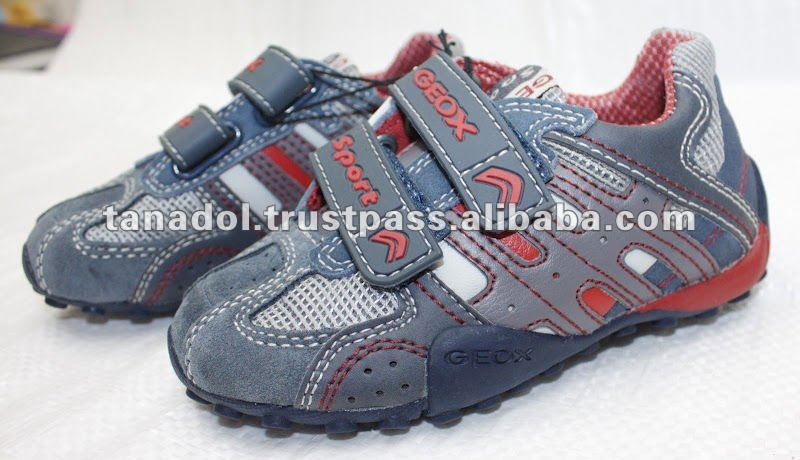 Hot wear comfortable sport shoes for children's boys 2012