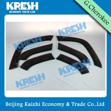 NEW KRESH 4WD wheel Fender Flares for Grand Cherokee Summit and SRT8 4x4 SUV accessories from Kaizhi Manufacturer