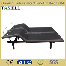 new design adjustable steel bed frame for king with great price
