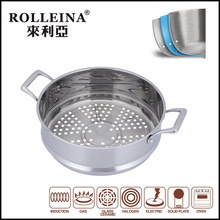 32cm three layers stainless steel steamer pot