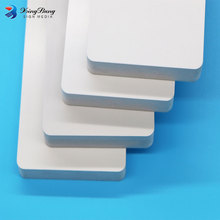 fancy white boards white board standard size white pvc board with different density