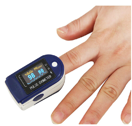 Sunmas hot Medical testing equipment DS-FS10A fda approved handheld pulse oximeter