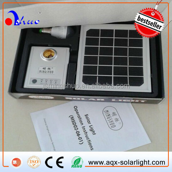 High quality cheap portable power solar system for home