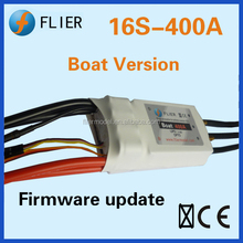 400A surfboard ESC HV rc boat brushless speed controller16S marine ESC