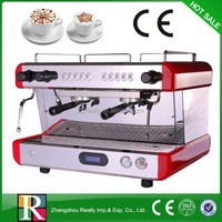 Commercial Coffee Machine for Espresso and Cappuccino with CE approved